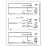 Laser 1099-G Tax Forms - Payer or State Copy C