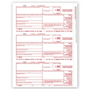 Laser Bulk 1099-S Tax Forms, Federal Copy A