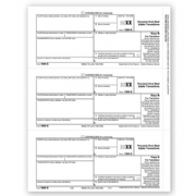 Laser Bulk 1099-S Tax Forms, Payer or Borrower Copy B