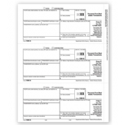 Laser Bulk 1099-S Tax Forms, State Copy C