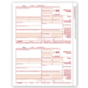 Laser 1099-OID Tax Forms - Federal Copy A