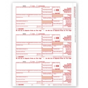 Laser 1099-PATR Tax Forms - Federal Copy A