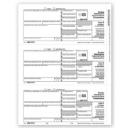 Laser 1099-PATR Tax Forms - Payer or State Copy C