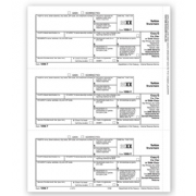 Laser 1098-T Form - Filer or State Copy C - Bulk