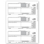 Laser 1098-E Tax Forms - Borrower Copy B