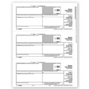 Laser 1098-E Tax Forms - Recipient and/or State Copy C