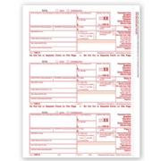 Laser 1099-Q Tax Forms - Federal Copy A