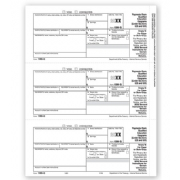Laser 1099-Q Tax Forms - Payer or State Copy C