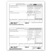Laser W-2 Bulk Tax Forms -  Employee Copy B and C