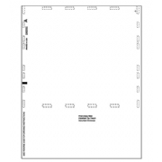 Blank 1099-MISC Tax Forms - Self-Mailer