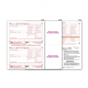 Laser W-2 Tax Forms - Traditional