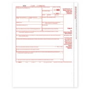 Laser 1098-C Tax Forms - Copy A
