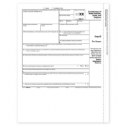 Laser 1098-C Tax Forms - Copy D
