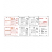 Laser 1098 Tax Forms Kit 3-Up
