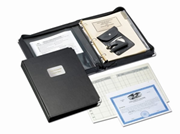 Zippered Portfolio Corporate Kit