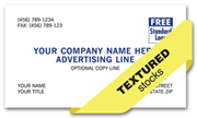 Classic Laid Paper Business Card
