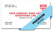 Crane's Crest Business Card