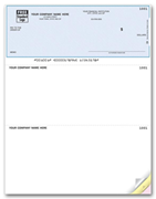 Laser Microsoft® Office Accounting Checks