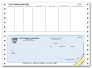 Accounts Payable Continuous Check-Discount