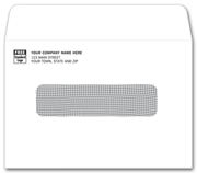 Self-Sealing Statement Envelopes