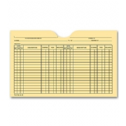 Printed Card File Pocket