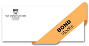 Business 24# Bond Textured Envelopes
