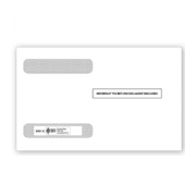 W-2 Tax Envelopes - Double-Window