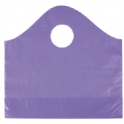 Purple Frosted Wave Bags