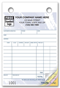 Small Order Forms