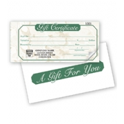Gift Certificate Snapset- Ivory Marble