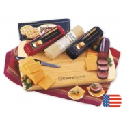 765418, Wisconsin Variety Package Cheese & Crackers