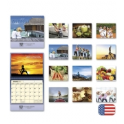 2017 Wellness Wall Calendar