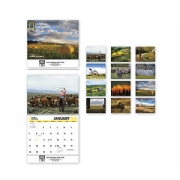 2018 National Geographic Wall Calendar