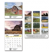 2019 National Geographic Wall Calendar