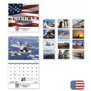 2017 Armed Forces Wall Calendar