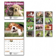 2020 Puppies & Kittens Wall Calendars