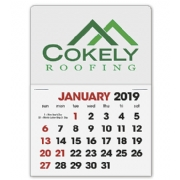 2019 Full Color Self Adhesive Calendars