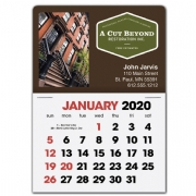 2020 Full Color Self Adhesive Calendars