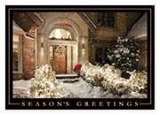 H14644, Bright Welcome Holiday Cards