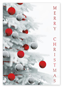 Heavenly Tree Christmas Cards