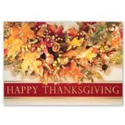 H15601, Feeling Thankful Thanksgiving Cards