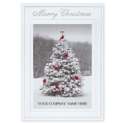 H15608, Merry Trimmings Christmas Cards