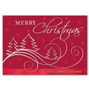 H15614, Swirling with Delight Christmas Cards