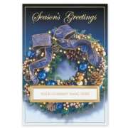 H15619, Royal Pine Holiday Cards