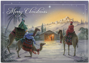They Come With Gifts Christmas Card