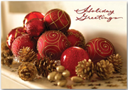 Ornamantel  Holiday Cards for Your Company