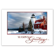 HP15317, Harbor Greetings Holiday Cards