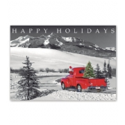 Holiday Card- Classic Claus