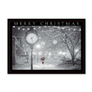 Christmas Card- Midnight Walk