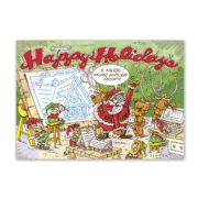 Holiday Contractor Cards- By Design
